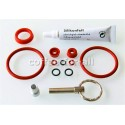 Dichtungsset O-Ringe für Jura Impressa / Krups / AEG inkl. Wassertankdichtung und Silikonfett