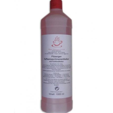 Entkalker mit Farbindikator 1 Liter Konzentrat
